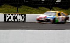Pocono, Forth Worth, Jefferson e Spa nel fine settimana NASCAR