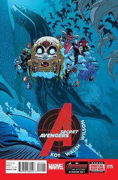 Secret Avengers Vol. 3 #15
