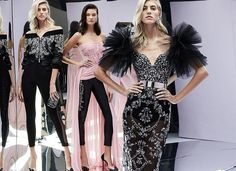 Zuhair Murad Spring/ Summer 2017 Collection – Paris Fashion Week