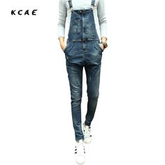 Cheap Sale 2018 Spring Autumn Fashion Brand Mens Slim Jeane Overalls Casual Bib Jeans For Men Male Ripped Denim Jumpsuit Mb17079 Men's Clothing