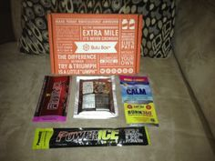 Bulu Box...healthy Living and Supplements in a monthly box!