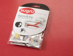 Breast forms sugru
