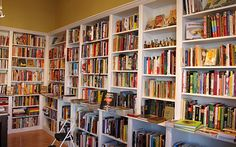 one day this should be my library