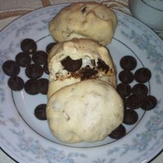 I love Meringue cookies. There is no butter,or oil of any kind in them. You can make them with sugar or sugar substitute. I decided to try a toasted Coconut chocolate chip version of these light crispy treats. I love them,and I know you will too.