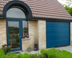 Doors with a personal touch Matching design entrance & garage doors from one manufacturer Entrance Doors, Garage Doors, Home Photo, Touch, Album, Outdoor Decor, Design, Home Decor, Entry Doors