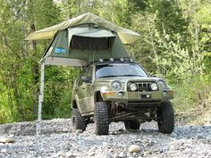Tent Trailers - thoughts, impressions - Page 2 - Jeep Liberty Forum - JeepKJ Country