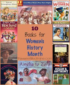 10 Books for Womens