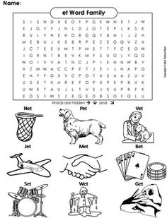 or, ore and oar Words: Phonics Worksheet: Digraphs Word ...