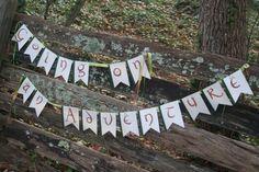 Elvish LOTR Party Banner- Wedding, Birthday, bunting, Lord of the Rings, sign Hobbit Wedding, Hobbit Party, Wedding Signs, Our Wedding, Wedding Ideas, Wedding Planning, Dream Wedding, Bridal Shower Decorations, Wedding Decorations