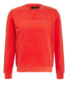BELSTAFF sweatshirt, color RED (picture 1) Red Pictures, Belstaff, Spring And Fall, Red Color, Spring Outfits, Sweatshirts, Sweaters, Clothes, Products