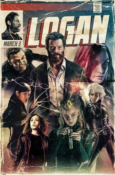 Logan on Behance