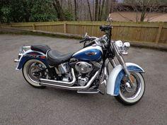 Harley-Davidson : Softail 2005 Harley-Davidson Softail Deluxe