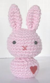 CROCHET N PLAY DESIGNS: My favorite free patterns: Love Bunnies