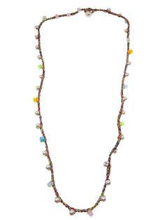 VENESSA ARIZAGA Rainbow necklace - on Vein - getvein.com