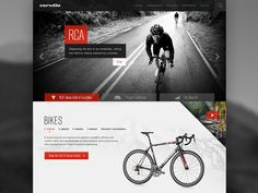 Cervelo Redesign, color as unifier, product page