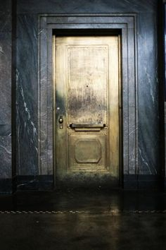 The Gold Door