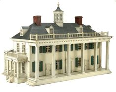 635: Mount Vernon Doll House : Lot 635