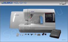 Швейная машина Juki HZL G 110 (G110)