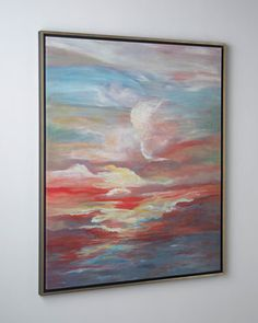 """Heavenly Sky"" Giclee by John-Richard Collection at Horchow."