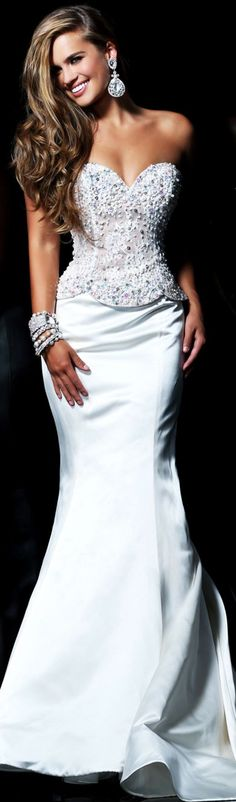 Saturday Style: Reception Dresses from the Sherri Hill Fall 2013 Collection