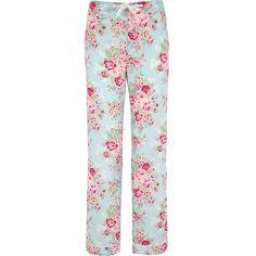 Nightwear & Slippers | Candy Flowers PJ Bottoms | CathKidston