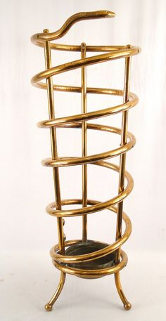 Vintage Snake Figural Umbrella Stand Beautiful World, Beautiful Homes, Architecture Details, Old And New, My Dream Home, Wine Rack, Snake, I Am Awesome, Objects