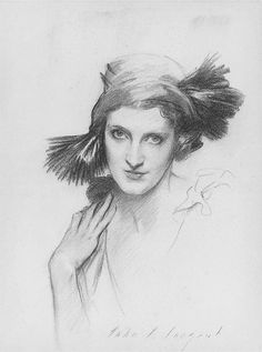 The Hon. Daisy Fellowes by John Singer Sargent