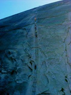 Go back to Yosemite and climb Half Dome!