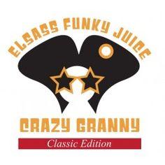 GRAZY GRANNY E-LIQUIDE RECHARGE CIGARETTE ELECTRONIQUE