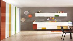 Sleek-and-Smooth-Kitchen-Design-by-Lago-l-Colorful-Kitchen