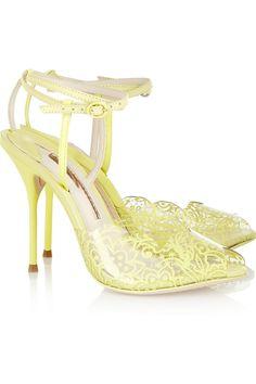 Fabulous Shoe on Pinterest  Sophia Webster Shoes Sophia Webster