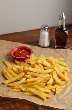 Slimming Eats - Slimming World Recipes The Perfect Syn Free Chip Shop Chips Slimming World Healthy Extras, Slimming World Vegetarian Recipes, Vegan Slimming World, Slimming Eats, Slimming Recipes, Healthy Salad Recipes, Healthy Breakfast Recipes, Savoury Recipes, Healthy Dinners