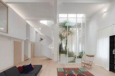 Private House by BoA Studio Architetti, courtyard