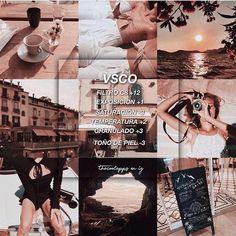 Photography tips vsco photo editing 59 Ideas Instagram Theme Vsco, Snapchat Instagram, Instagram 2017, Vsco Feed, Photography Filters, Photography Editing, Photography Hashtags, Photography Business, Photography Classes