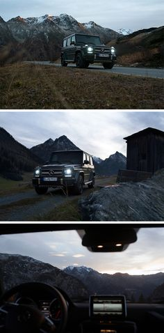 Exploring, conquering, enjoying. Photos by Peter Mosoni (http://mosoni.hu/) for #MBsocialcar [Mercedes-AMG G 63 | Fuel consumption combined: 13.8 l/100km | combined CO₂ emissions: 322 g/km | http://mb4.me/efficiency_statement]