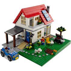 Quando crescer quero morar aqui LEGO 5771