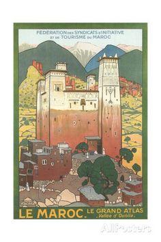 All posters Maroc