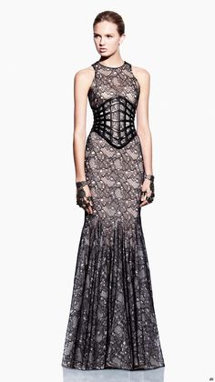 Alexander McQueen 2012. Where would I wear it? I don't know. A performance review?