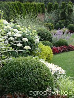 Landscaping, a must check idea number 3620206887 for that breath-taking garden design. Back Gardens, Outdoor Gardens, Landscape Design, Garden Design, Vegetable Garden Planning, Garden Cottage, Garden Pictures, Garden Borders, Front Yard Landscaping