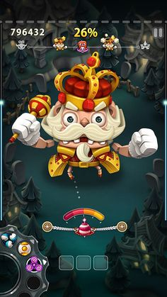 Mobile Game Art Concept #2 on Behance