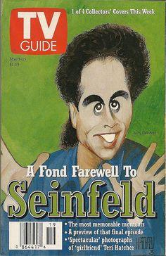 Seinfeld Farewell TV Guide