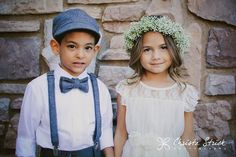 All That and a Newsboy Cap: Dressing the Ring Bearers | Weddingbee