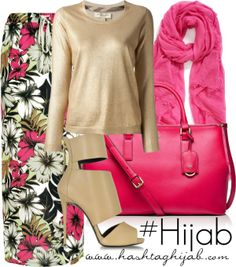 Hashtag Hijab Outfit #356