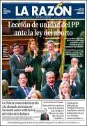 DescargarLa Razon - 12 Febrero 2014 - PDF - IPAD - ESPAÑOL - HQ
