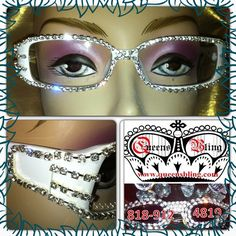 """@QUEEN BLING's photo: """"CLEAR WHITE VERSACE SUNNIES ONLY $50, with free shipping. Ching2Bling: at www.queensbling.com #eyeglasses #women #rhinestones #travel #famous #bling #sunglasses #sunnies #crystals #California #DetroitBallroom #whiteparty #detroitprincess #kidsfashions #designersunglasses #Motown #swag #Detroit #queensbling #fashion #boutique #shades #eyewear #rhinestonesunglasses #blingsunglasses #designereyewear #diamonds #girls #style #shades #celebrities"""""""
