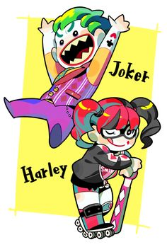Orient on Murder Express Joker Dc Comics, Comics Love, Funny Comics, Lego Batman Movie, Batman Batman, Batman Logo, Harley And Joker Love, Harey Quinn, Joker Art
