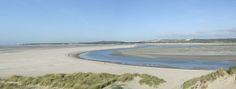 Le Touquet, l'estuaire de la Canche