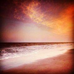 Beautiful Sunset (Edisto Beach State Park, Edisto Beach, SC)