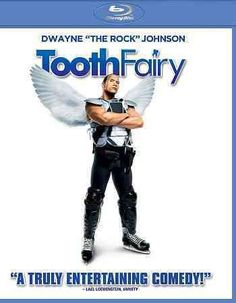 After the success of THE GAME PLAN, Dwayne Johnson returns to family comedy with this film that has the brawny ex-wrestler forced to be a tooth fairy. Kids and parents alike will surely giggle at the