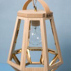 Small Lamp ZUID van Çedille-Design   Markita.nl